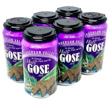Anderson Valley: Holy Gose 6 Pack Cans