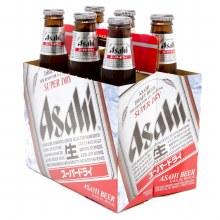 Asahi: Dry 6 Pack