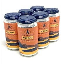 Athletic Brewing: Free Wave IPA 6 Pack Cans