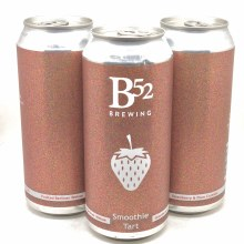 B 52 Brewing Co: Smoothie Tart 16oz Can