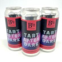B 52 Brewing Co: Tart After Dark 16oz Can