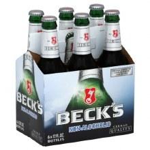 Becks: NA (6 Pack Bottles)