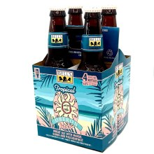Bell's: Tropical Oberon 4 Pack Bottles