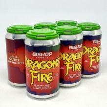Bishop Cider: Dragon's Fire 6 Pack Cans