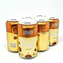 Bishop Cider: Pecan Pie 6 Pack Cans