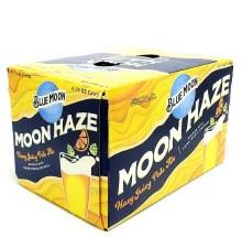 Blue Moon: Moon Haze 6 Pack Cans