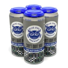 Blue Owl: Can't Quit You 4 Pack Can