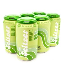 Blue Owl: Austin Hard Seltzer Mojito 6 Pack Cans