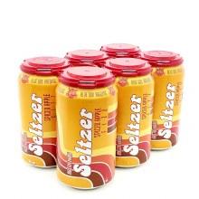 Blue Owl: Austin Hard Seltzer Spiced Apple Fizz 6 Pack Cans