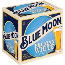 Blue Moon: Belgian White 12 Pack (Bottles)