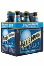 Blue Moon: Belgian White 6 Pack (Bottles)