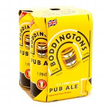 Boddington's: Pub Ale (4 Pack 16oz Cans)
