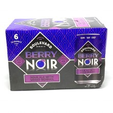 Boulevard Brewing: Berry Noir 6 Pack