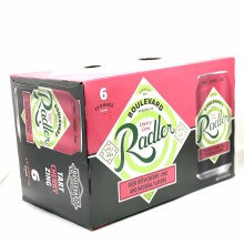 Boulevard: Cherry Lime Radler 6 Pack