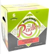Boulevard: Tart Apple Raddler 6 Pack