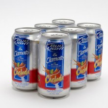Bud Light: Clamato 6 Pack (Cans)