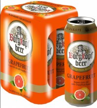 Burgkopf: Grapefruit Beer (4 Pack 16oz Cans)