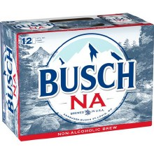 Busch: NA (12 Pack Cans)