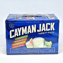 Cayman Jack: Variety 12 Pack Cans