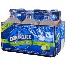 Cayman Jack: Margarita 6 Pack Bottles