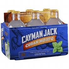 Cayman Jack: Cuban Mojito 6 Pack Bottle
