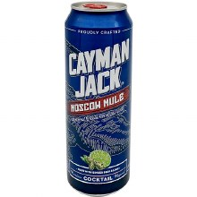 Cayman Jack: Moscow Mule 19.2oz Can