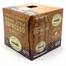 Cigar City: Cubano-Style Espresso 4 Pack