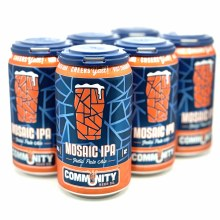 Community: Mosaic IPA 6 Pack Can
