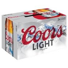 Coors: Light 24 Pack (Bottles)