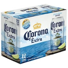 Corona: Extra 12 Pack (Cans)