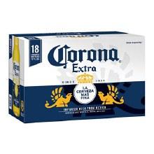Corona: Extra 18 Pack (Bottles)