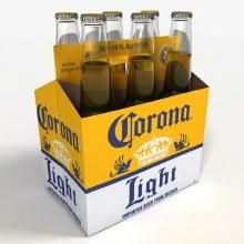 Corona: Light 6 Pack (Bottles)
