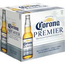 Corona: Premier 12 Pack (Bottles)