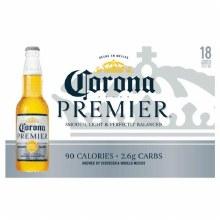 Corona: Premier 18 Pack (Bottles)