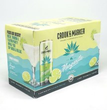 Crook & Marker: Lime Margarita 8 Pack Cans