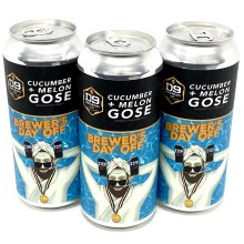 D9 Brewing: Brewer's Day Off 16oz Can