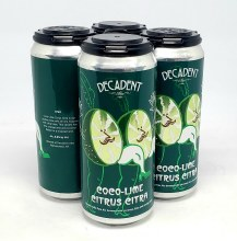 Decadent Ales: Coco-Lime Citrus Citra DIPA 16oz Can
