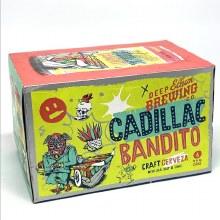 Deep Ellum: Cadillac Bandit 6Pack 12oz Cans