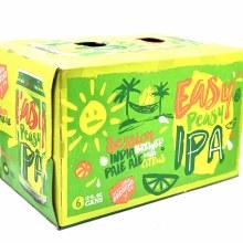 Deep Ellum: Easy Peasy IPA 6 Pack Can