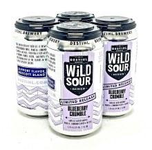 Destihl: Wild Sour Blueberry Crumble 12oz Can