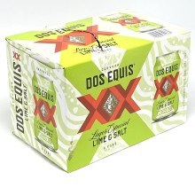 Dos Equis: Lime & Salt 6 Pack Cans