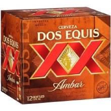 Dos Equis: Amber 12 Pack (Bottles)