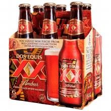 Dos Equis: Amber 6 Pack (Bottles)