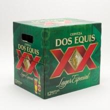 Dos Equis: Lager 12 Pack (Bottles)