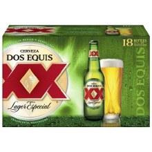 Dos Equis: Lager 18 Pack (Bottles)