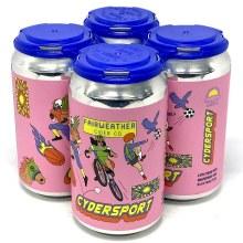 FairWeather: Cydersport 4 Pack 12oz Cans