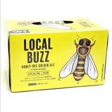 Four Corners: Local Buzz 6 Pack Can