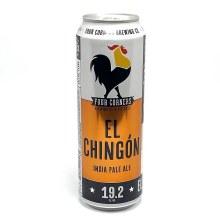 Four Corners: El Chingon IPA 19.2oz Can