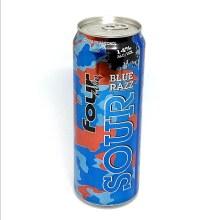 Four Loko: Blue Razz 24oz