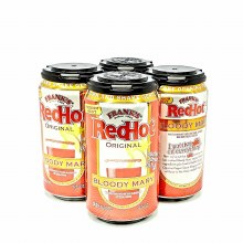 Frank's Red Hot Bloody Mary 12oz Can